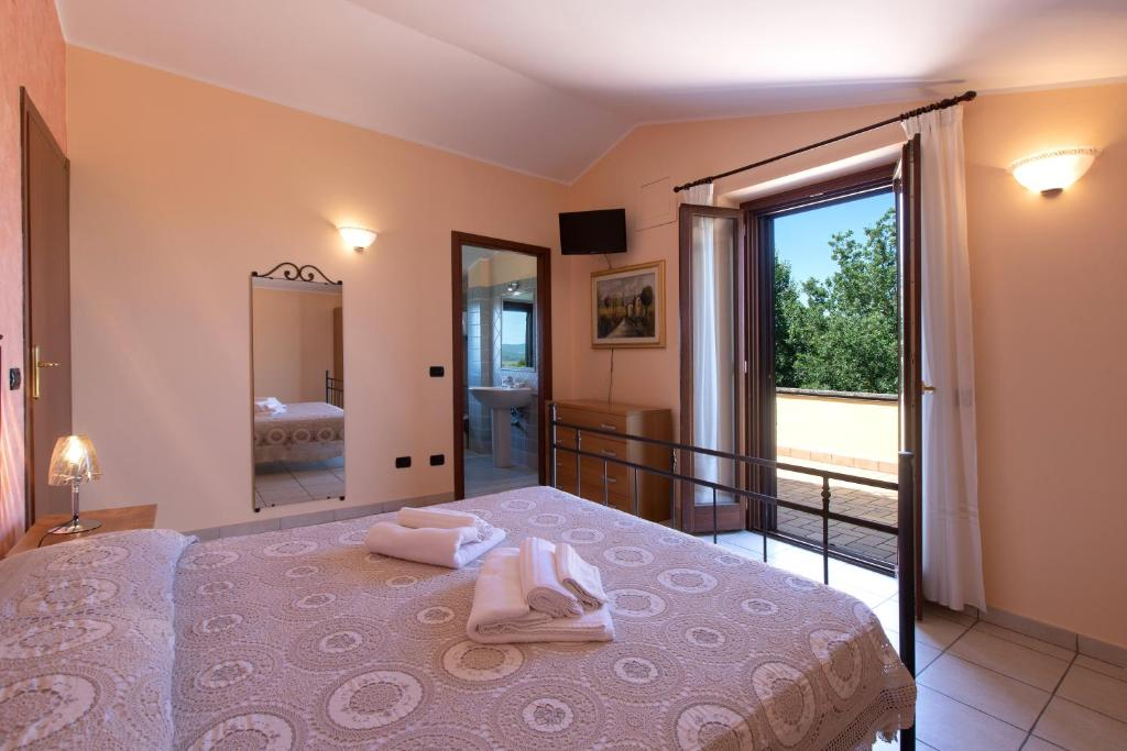 B&B La Casa Fra Gli Olivi (Italia Marsciano) - Booking.com