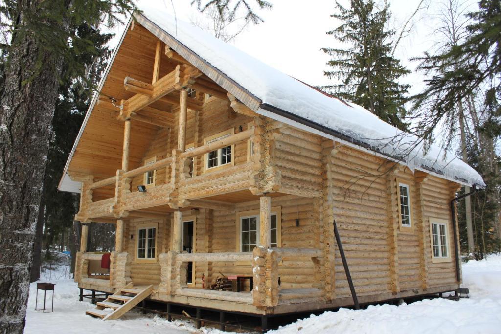 Отзывы Эко-отель Лесной Дом