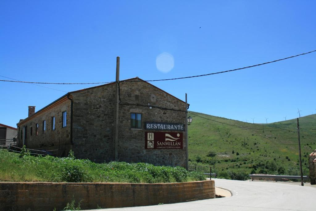 Casa rural san mill n espa a oncala - Casas de millan fotos ...