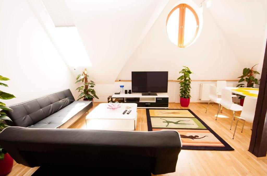 Apartment Kozi Loft Prague Czech Republic Booking Com