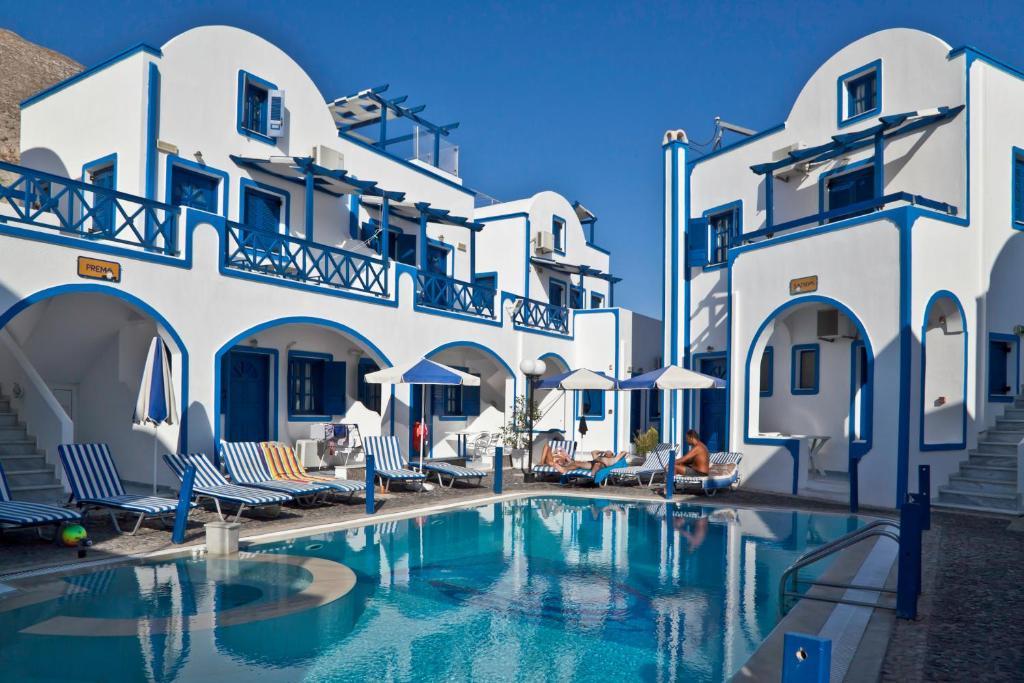 Triple A Car Rental Santorini Greece