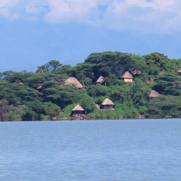 Island Camp Baringo