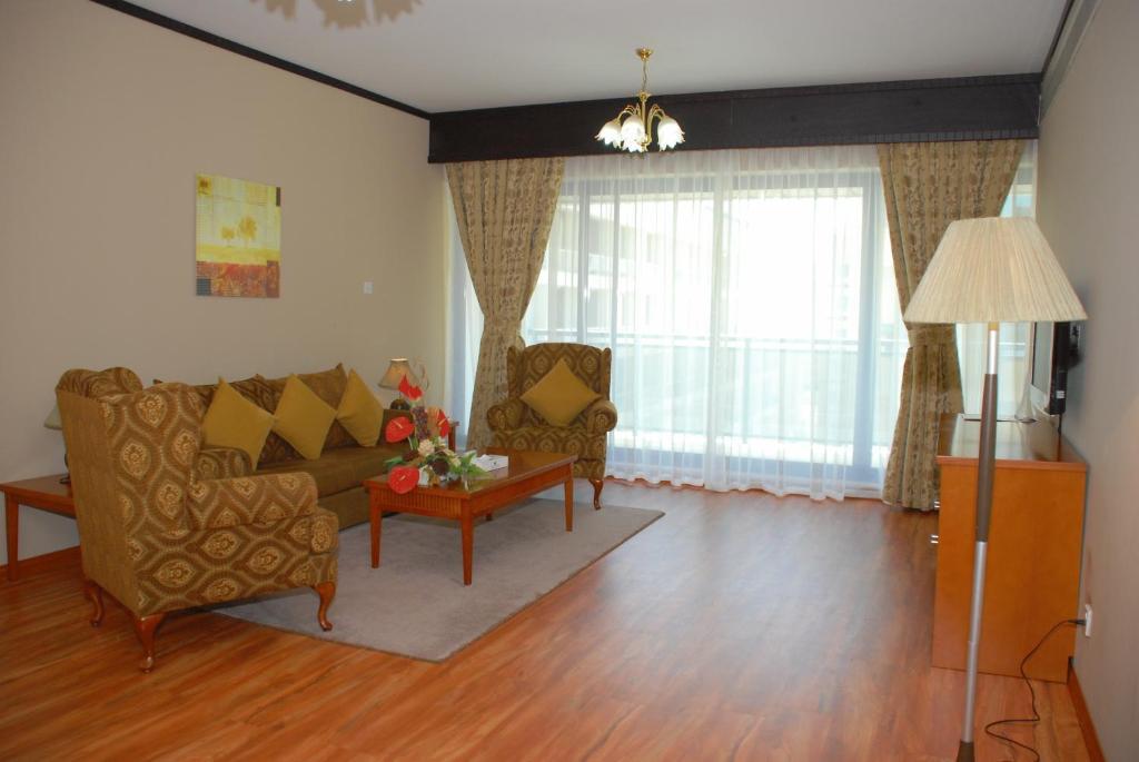 London Crown  Hotel Apartments Dubai