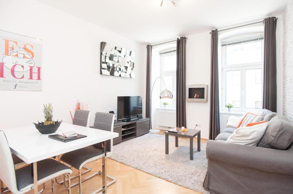 Vienna design apartments sterreich wien for Designer apartment vienna