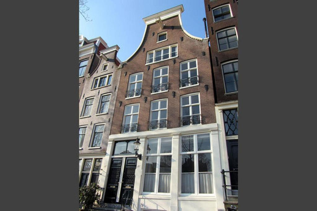Apartment Canal House Heart Of Amsterdam Netherlands