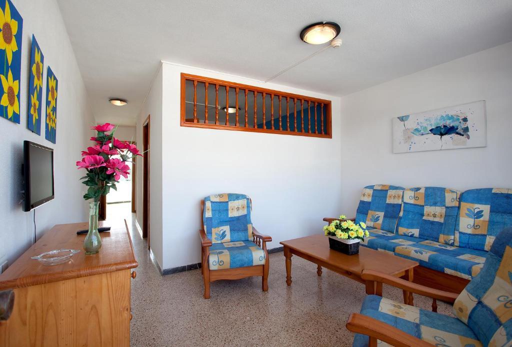 Hv apartamentos europa playa del ingl s esp - Apartamentos monterrey playa del ingles ...