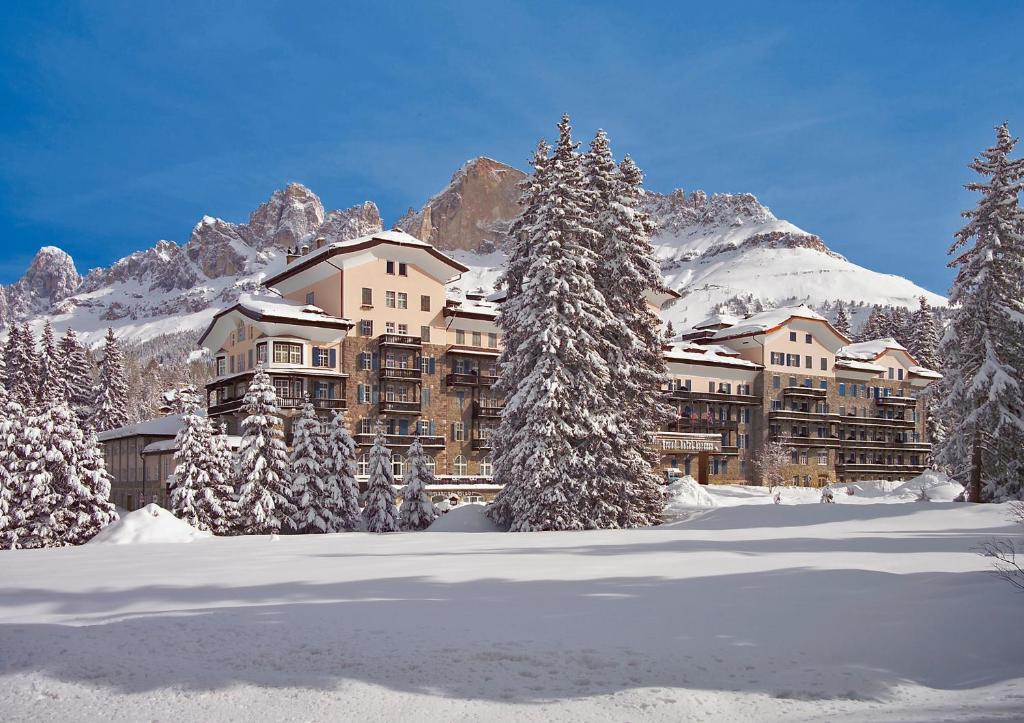 Residence grand carezza italia nova levante for Appartamenti carezza