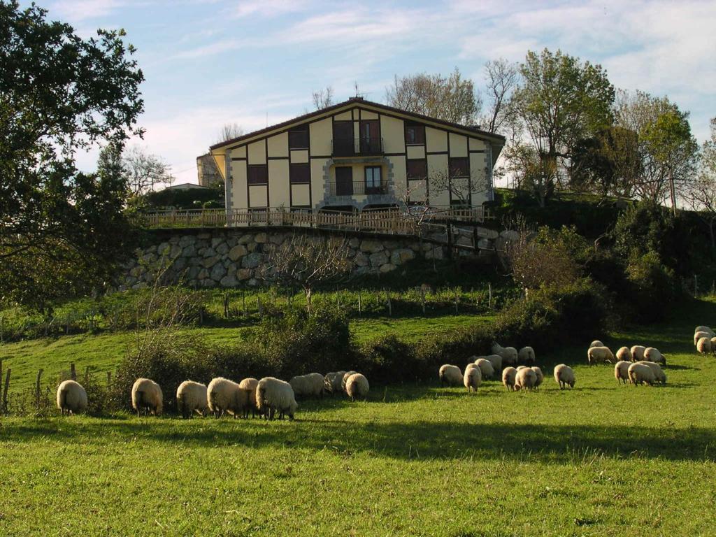 Casa de vacaciones Zelaietaberri (España Itziar) - Booking.com