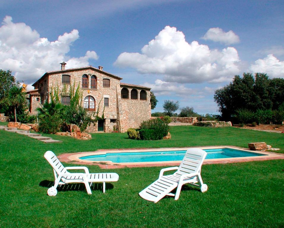 Casa de campo Can Cufi (España Serinyà) - Booking.com