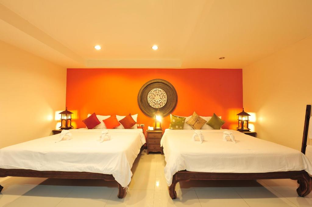 Отзывы Lullaby Inn Silom, 2 звезды
