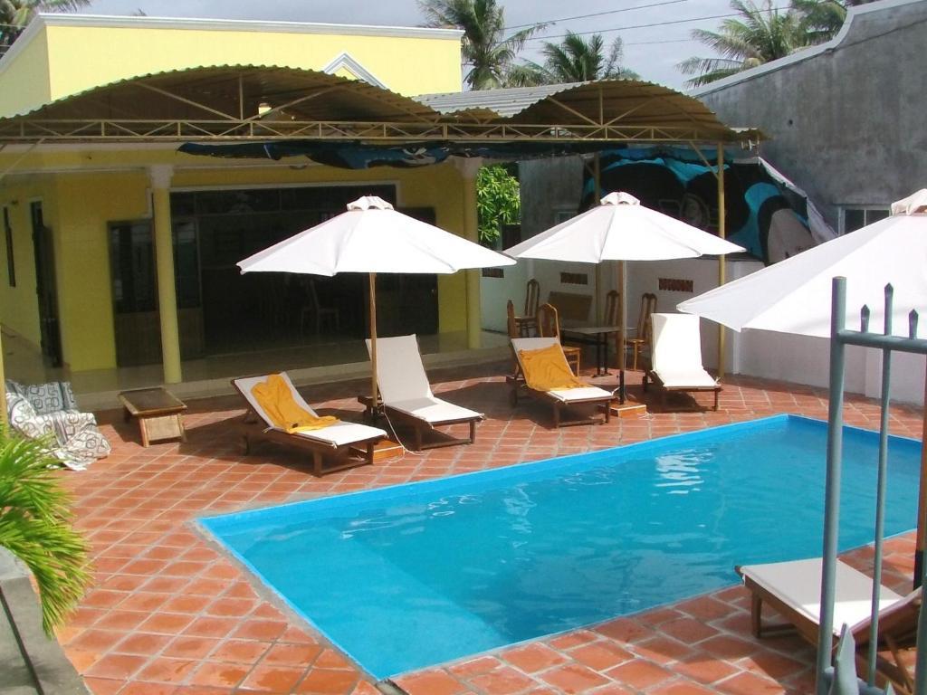 Khách sạn Kite Camp No Mad