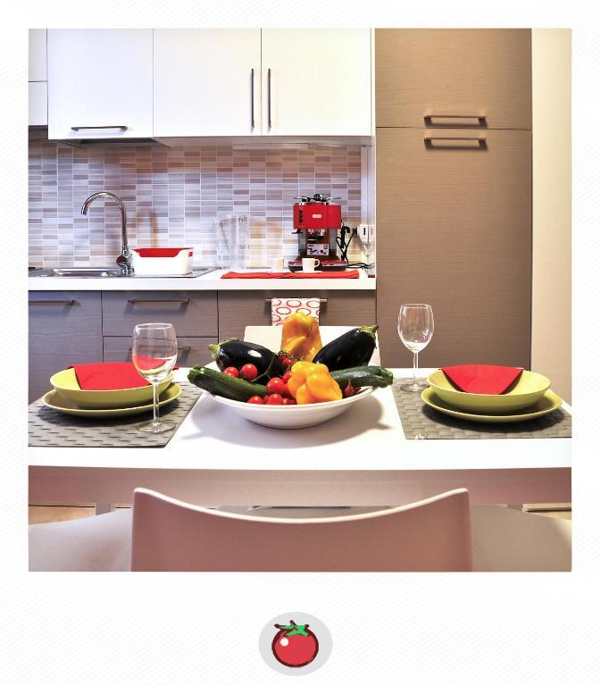 Villa franca mini appartamenti italia bisceglie for Mini arredo bisceglie