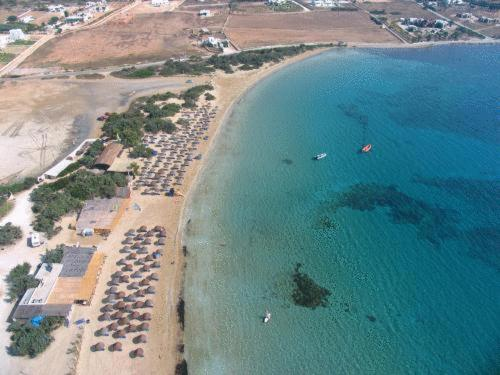 Surfing Beach Huts, Hotel, Santa Maria Beach, Paros, 84400, Greece