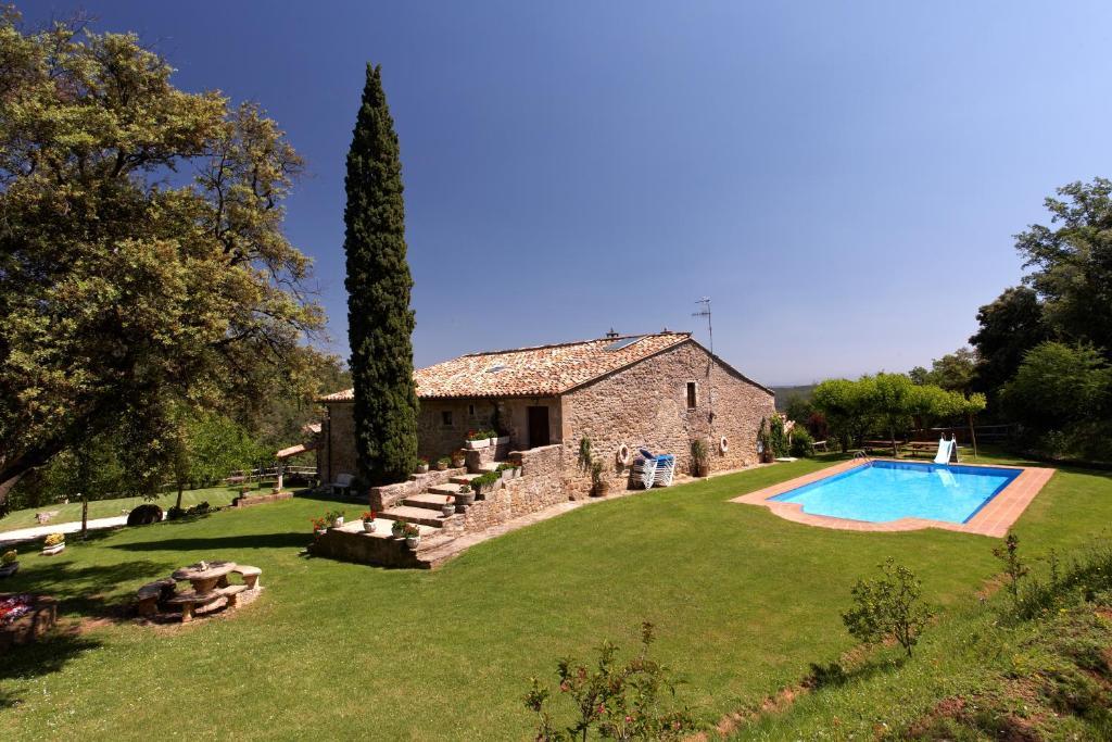 Booking.com: Casa de Campo Can Soler de Merlant , Porqueres ...