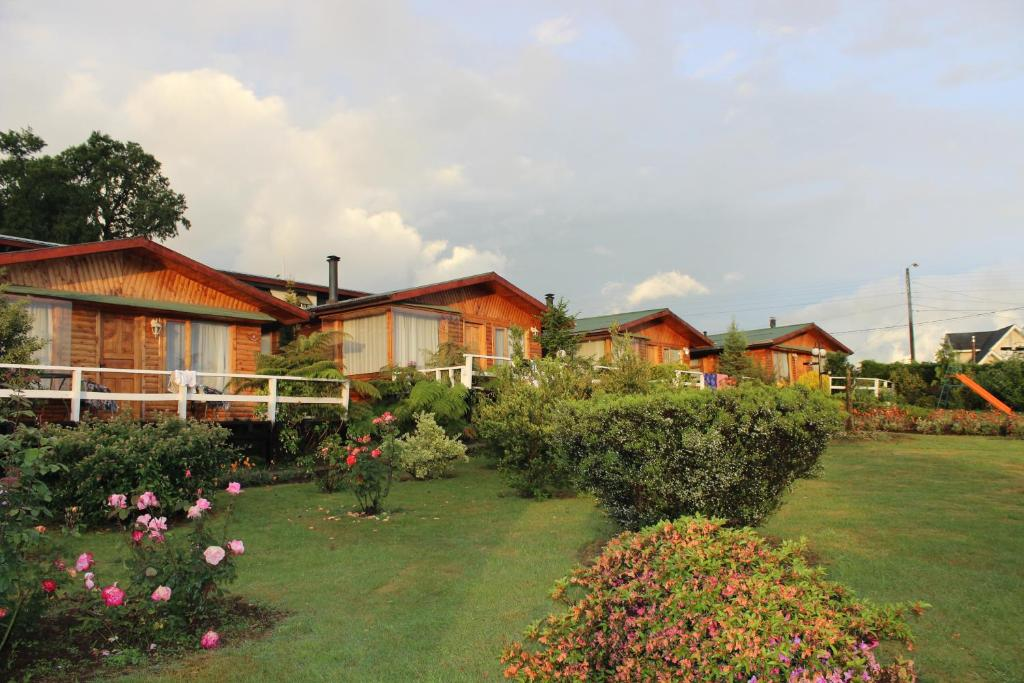 Cabañas Villa Las Encinas