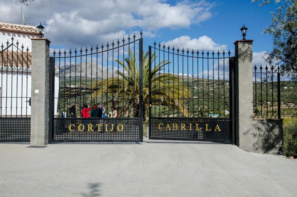 Casa de temporada Cortijo Cabrilla (Espanha Periana ...