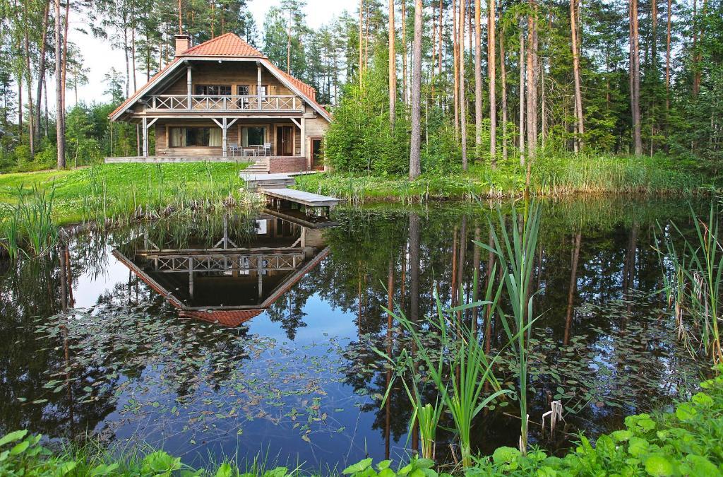 Villa paceplishi letonia amatciems - Amatciems letonia ...
