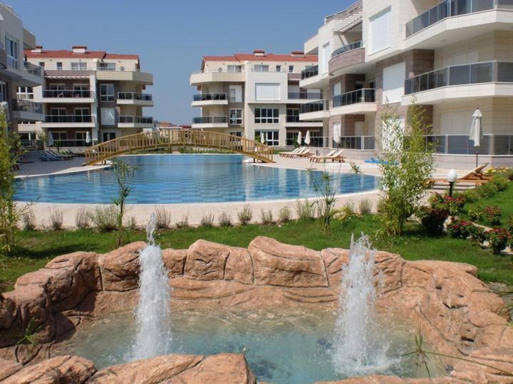 Odyssey Park Golf Apart Belek in Belek