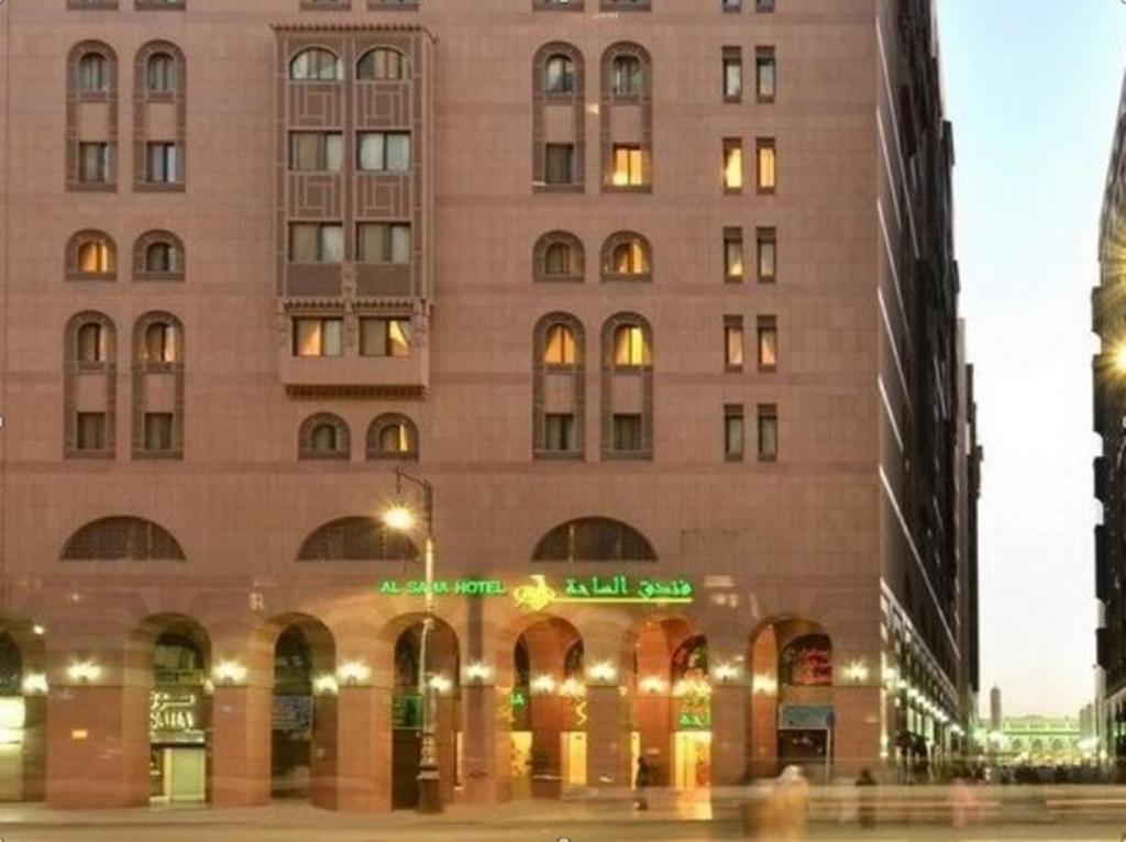 733bc2406 فندق الساحة - من الروضة (السعودية المدينة المنورة) - Booking.com