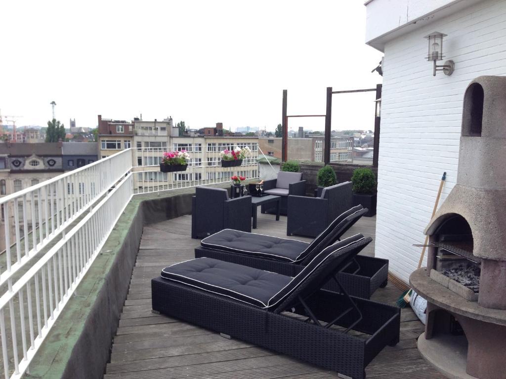 Appartement Antwerp Penthouse (België Antwerpen) - Booking.com
