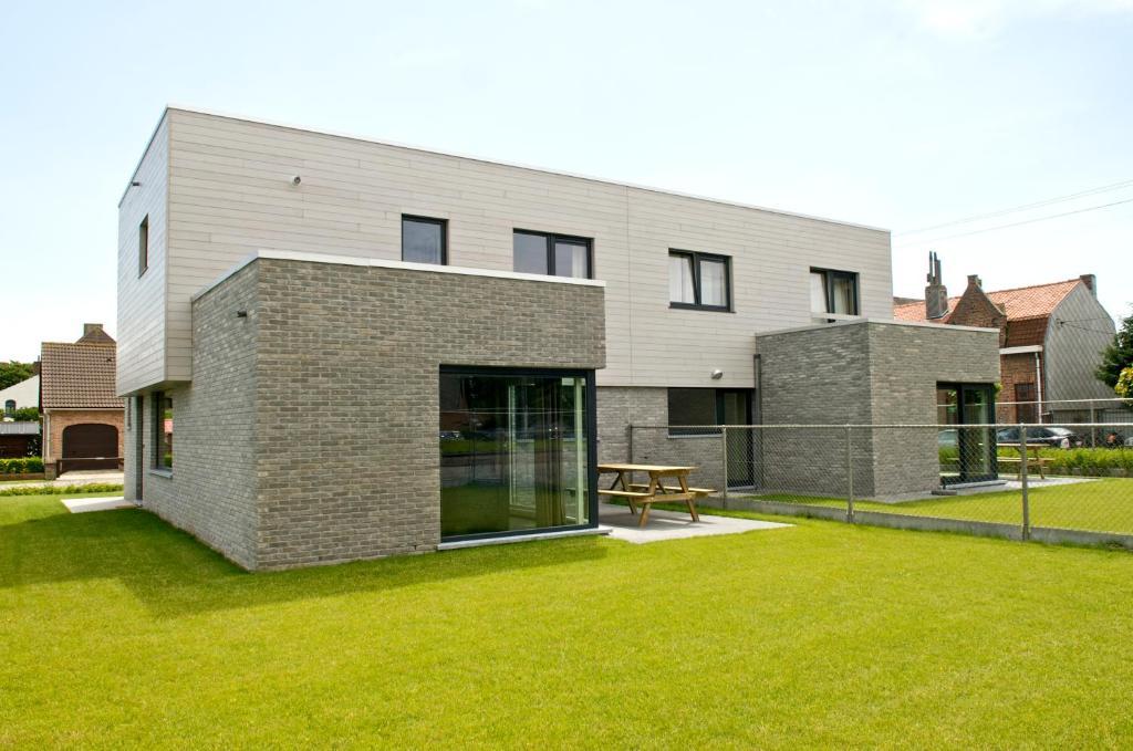 Vacation home casa dunas westende belgium for Casa home belgique