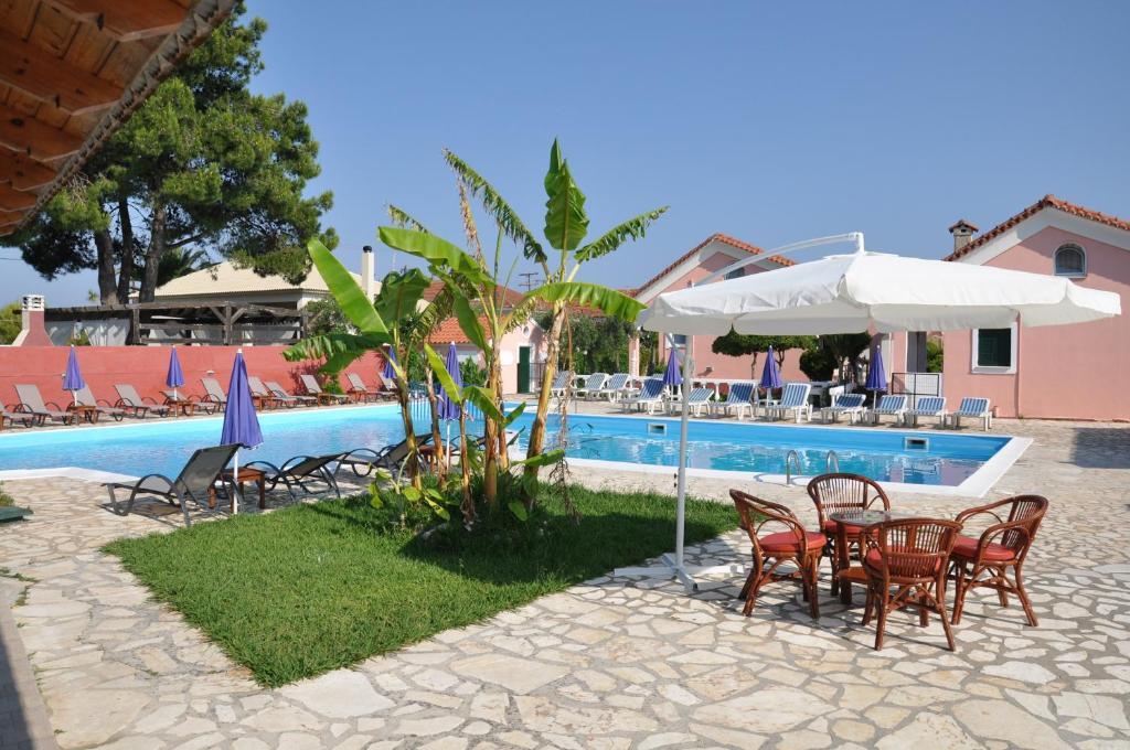 Tassos Apartments Grecia Acharavi