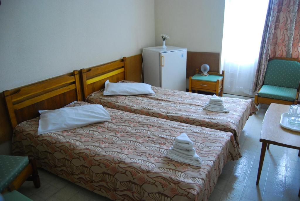 Hotel Traian room 4