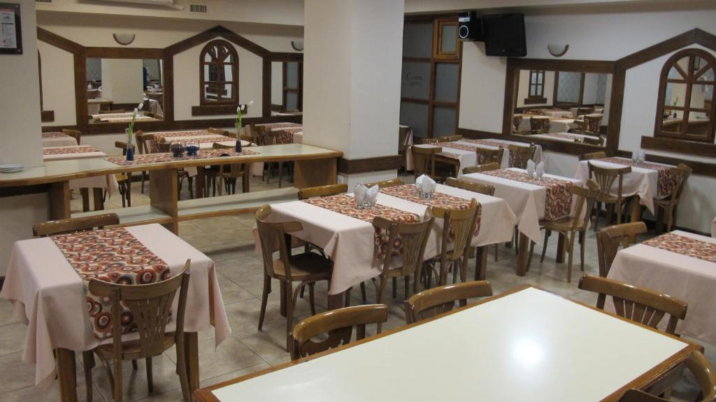Hotel Cambria: carta de cena