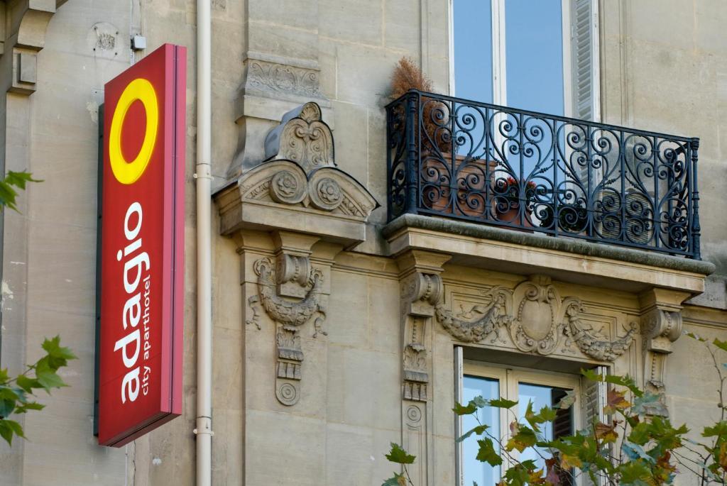 Aparthotel adagio paris haussmann fran a paris for Reservation hotel adagio