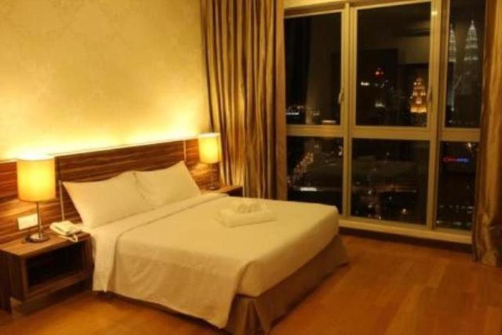 Apartment Regalia Suites  Kuala Lumpur  Malaysia