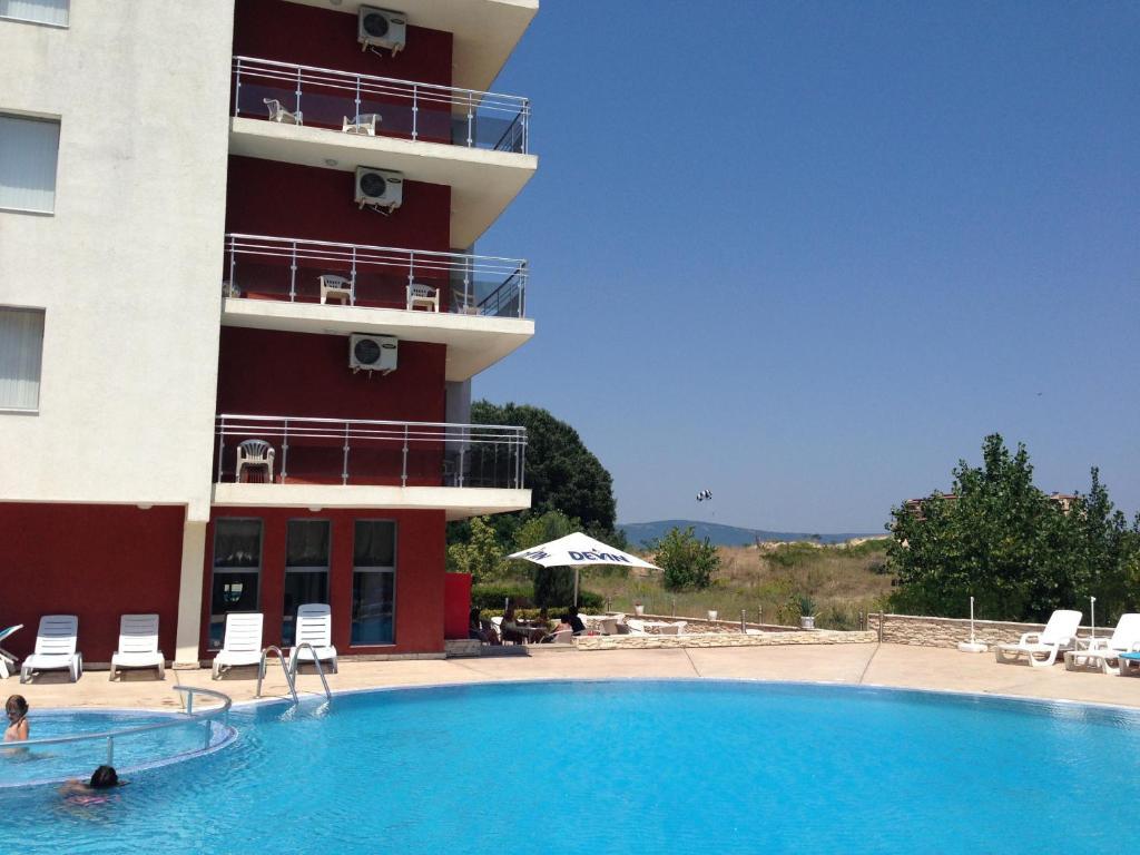 Aparthotel ruby bulg ria sunny beach for Apparthotel 35