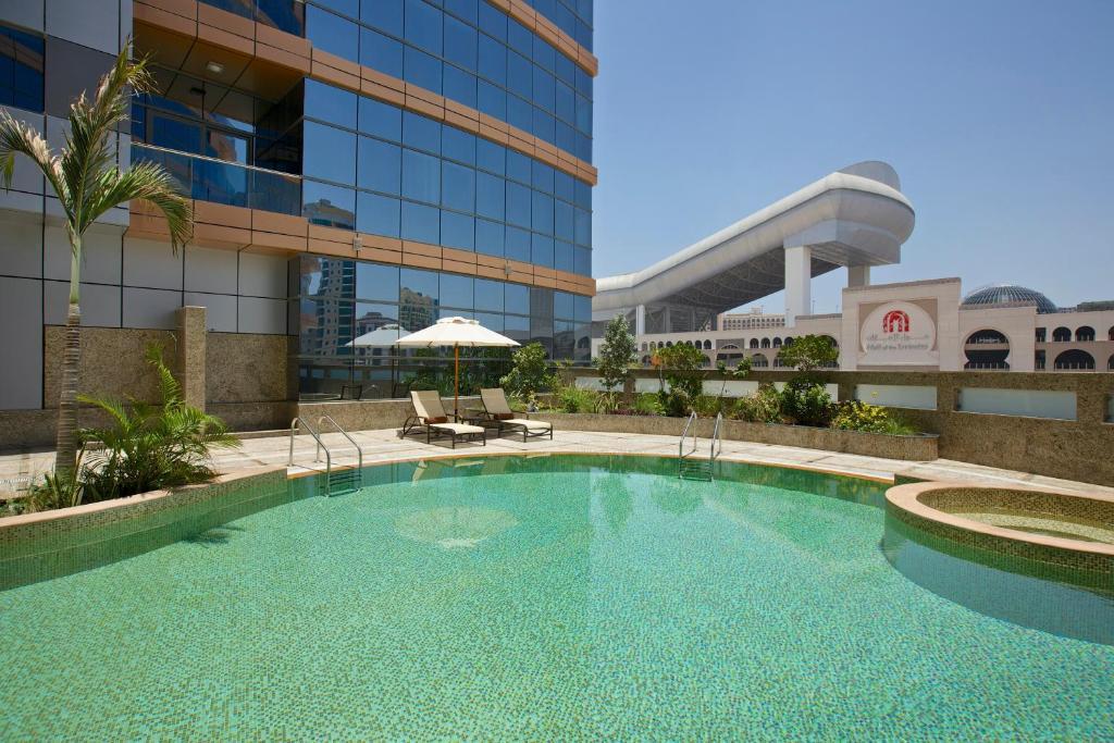 Top deals condo hotel doubletree al barsha dubai uae for Best hotel deals in dubai