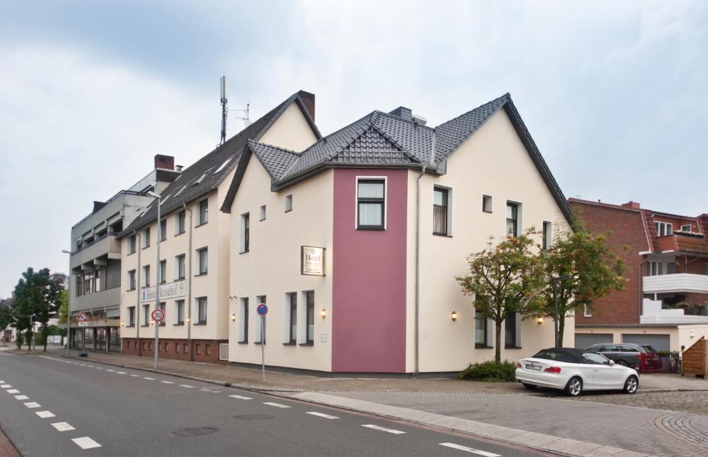 Hotel Hansahof Bremen