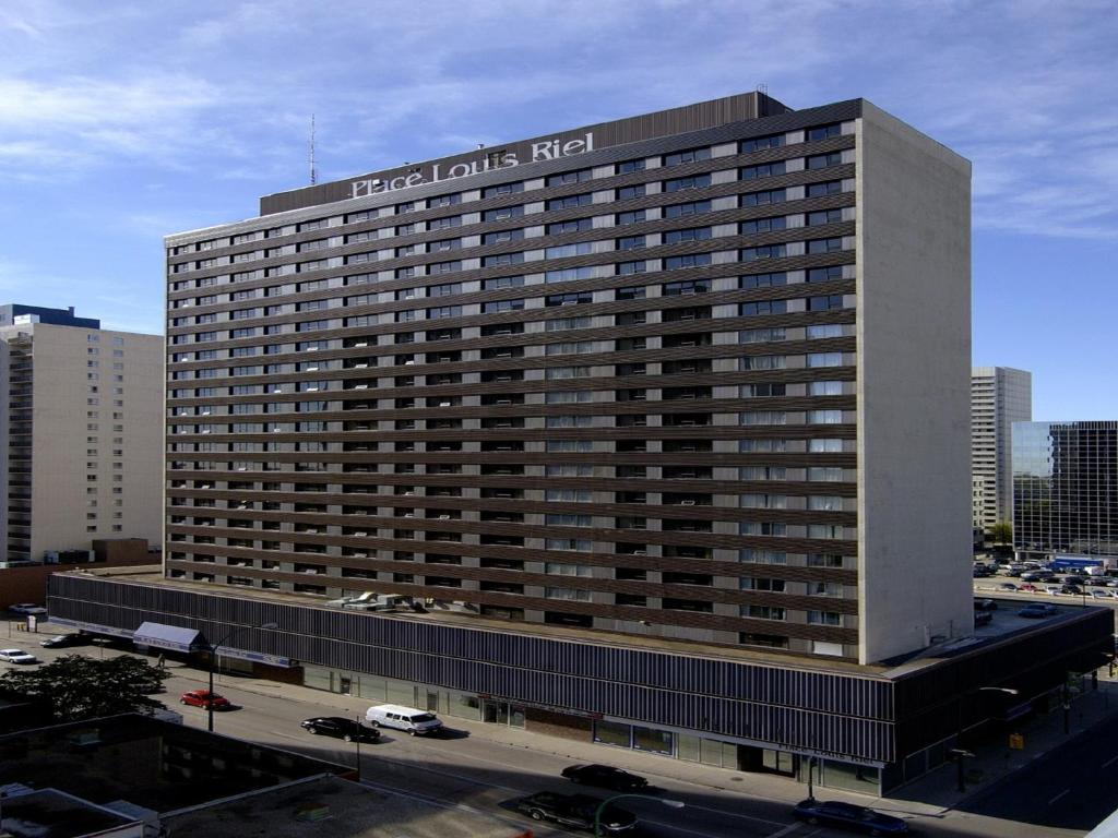 Отзывы Place Louis Riel Suite Hotel, 3 звезды