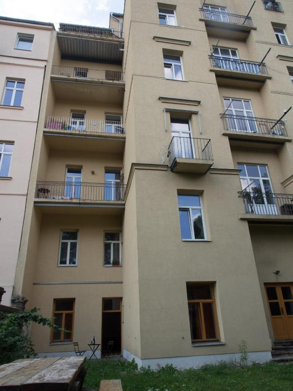Apartment brno doln czech republic for Design apartment udolni brno