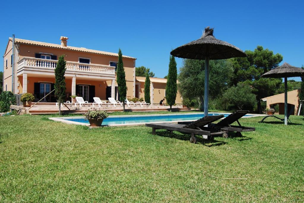 Villa can gaia espa a s 39 horta for Villas gaia
