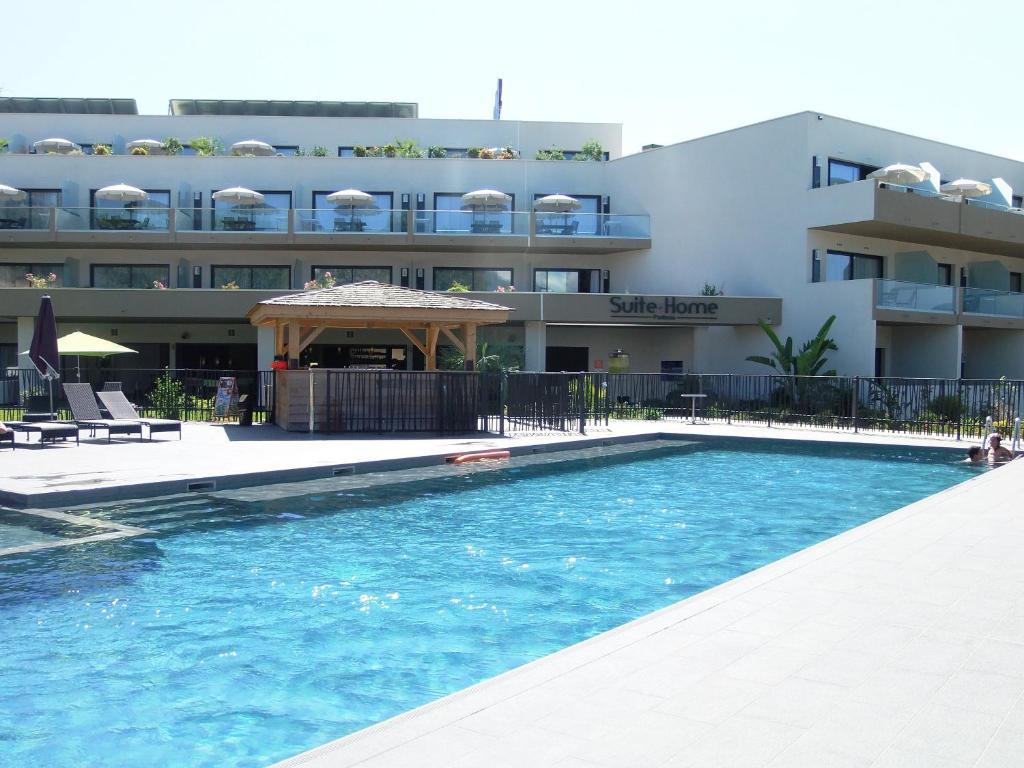 Suite Home Porticcio Porticcio Prancis