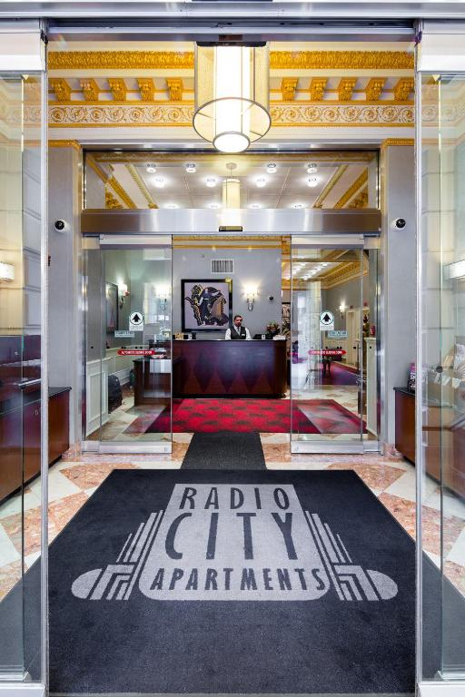 Radio City Apartments, New York City, NY - Booking.com