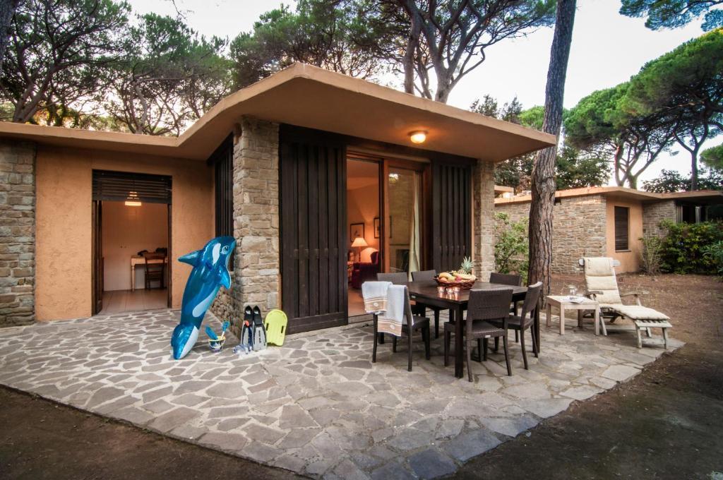 Roccamare residence italia castiglione della pescaia for Hotel castiglione della pescaia