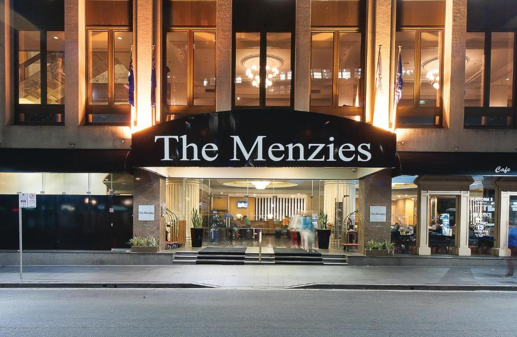Отзывы The Menzies Sydney, 4 звезды