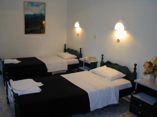 Zannes Studios, Hotel, Perissa, Santorini, 84700, Greece