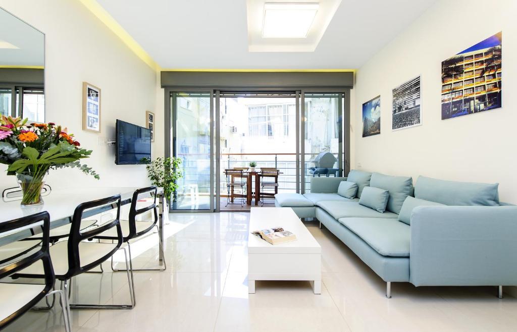 מדהים BNB TLV דירות, תל אביב – מחירים מעודכנים לשנת 2019 YA-18