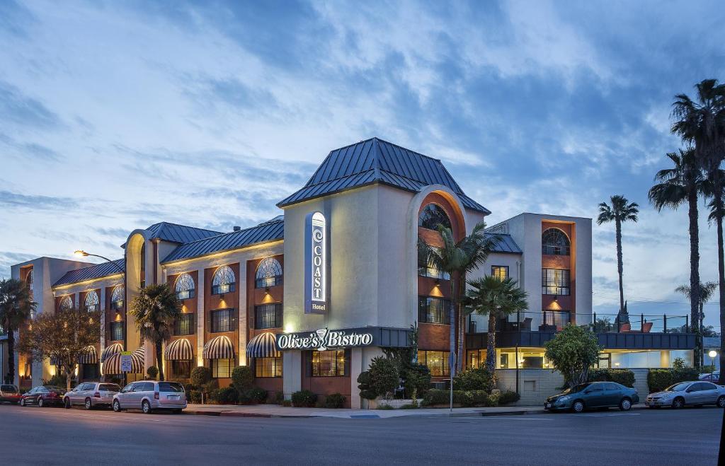 Coast Anabelle Hotel  West Olive Avenue Burbank Ca