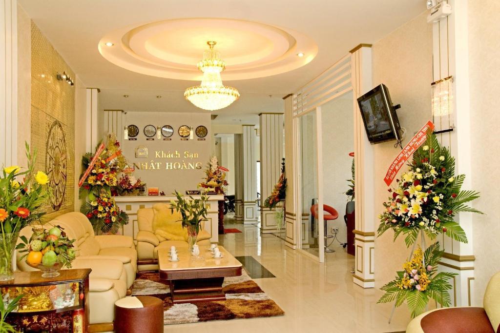 Nhật Hoàng Hotel Quận 01 TPHCM – Thái độ và dịch vụ tạo nên sự khác biệt !