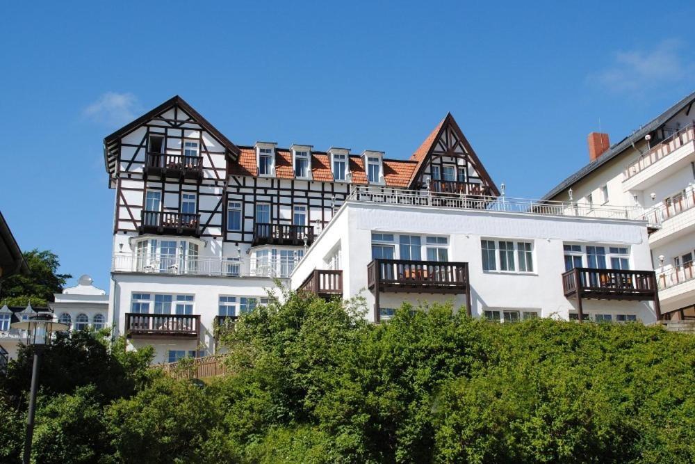 hotel haus an der seebr cke deutschland bansin. Black Bedroom Furniture Sets. Home Design Ideas