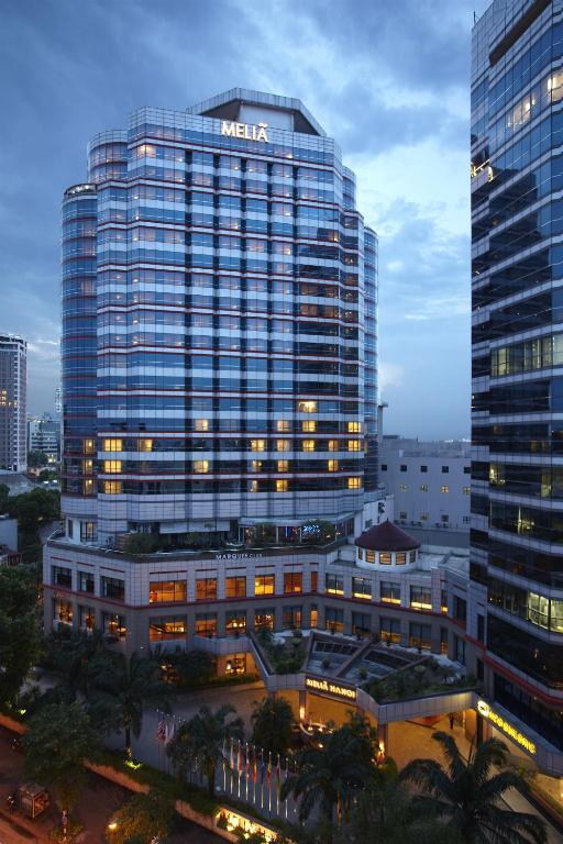 Khách Sạn Melia Hà Nội
