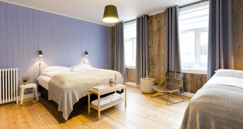 38422551 - Old Charm Reykjavik Apartments