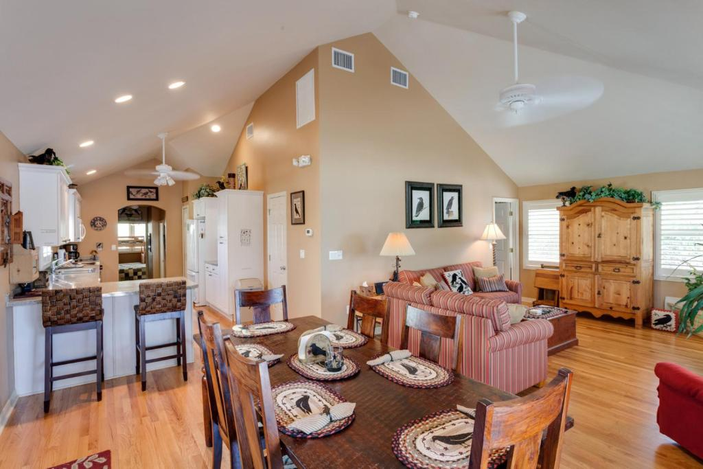 Holiday Home Crows Nest By Vacation Rental Pros Fort