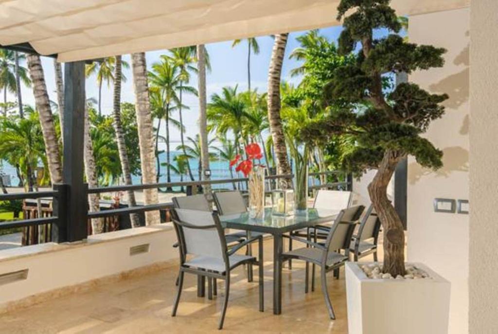 Aligio apart hotel spa las terrenas dominican republic for Appart hotel salon