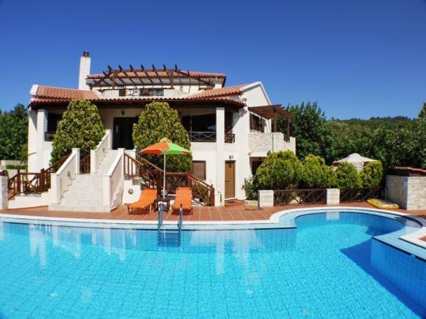 Villa In Crete I, Villa, Gavalochori, Chania Region, Greece